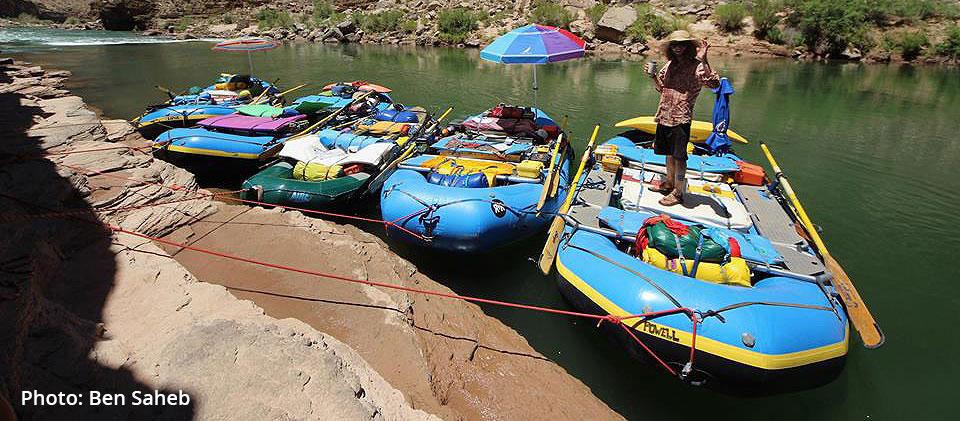 Canyon REO | Grand Canyon Colorado River Outfitter